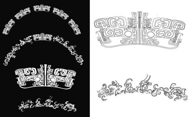 青铜器中饕餮纹的含义