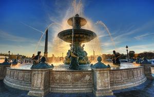 河神欧式经典喷泉