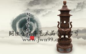 故宫宝鼎炉